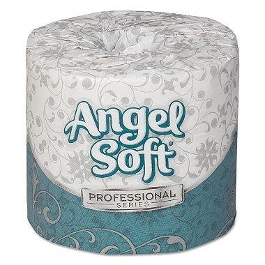 Product of Angel Soft PS - Premium Bathroom Tissue, 2-Ply, 450 Sheets - 80 Rolls - Toilet Paper [Bulk Savings] (Angel Soft 2 Ply Bath)