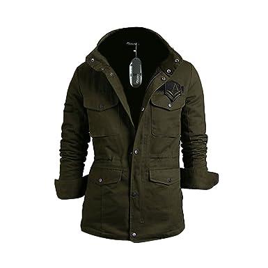 Outdoor jacken und mantel