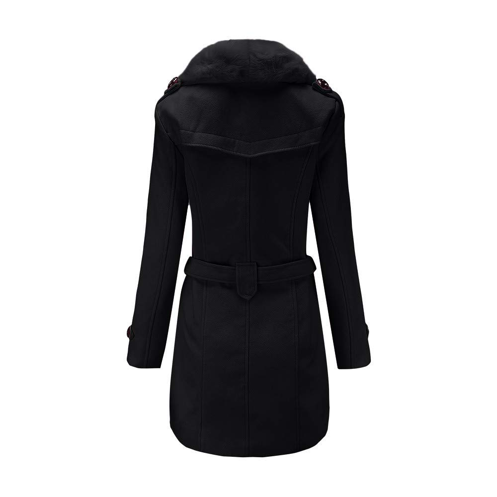 Fashion Warmful Autumn Winter Denim Jacket Vintage Hole Long Sleeve Loose Jeans Coat QYM Womens Jacket