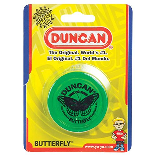 Duncan Butterfly Green Yo