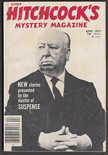ALFRED HITCHCOCK'S MYSTERY MAGAZINE 4 1977 Lawrence Block Pronzini Maling +