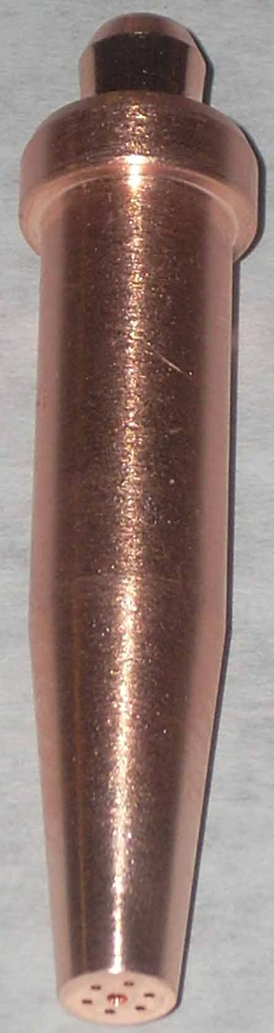 5 Acetylene Cutting Torch Tips 4202-4 Fits Purox