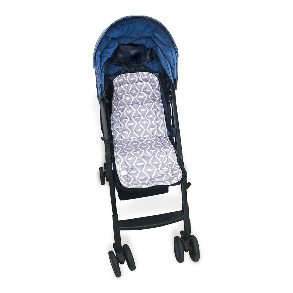 Baby Stroller Cushion//Car Car Seat Pad//High Chair Seat Cushion Liner Mat Pad Cover Breathable Double Sides Use Animal