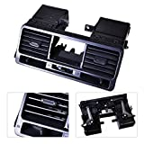 beler Black Dashboard Air Outlet Vent Assembly Panel for Mitsubishi Pajero/Shogun Montero MR308038