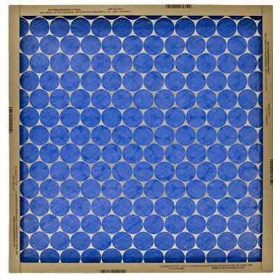 Flanders PrecisionAire 10155.011620 16 by 20 by 1 Flat Panel EZ Air Filter, 12-Pack - Filter One Side Panel