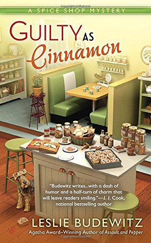 book cover of Guilty as Cinnamon
