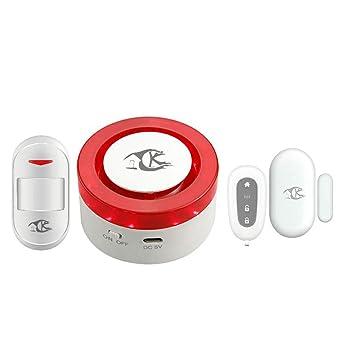 Amazon.com: Tacameng Smart Home Wireless WiFi USB Siren ...