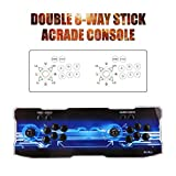 [2000 HD Classic Games] Pandoras Box 6 Arcade Video Game Console Unique System Favourite List Function 1280x720 Full HD