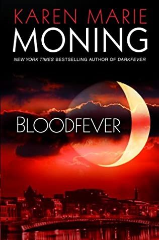 book cover of Bloodfever