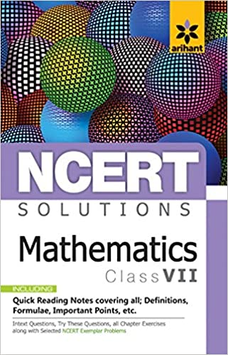 NCERT Solutions Mathematics for class 7th: Amazon in