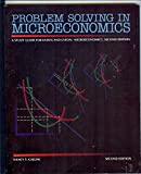 Problem Solving in Microeconomics, Gallini, Nancy T., 0716721740