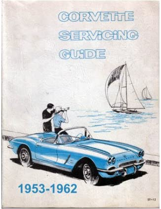 NEW 1958 OWNERS MANUAL CORVETTE WE SHIP WORLD WIDE