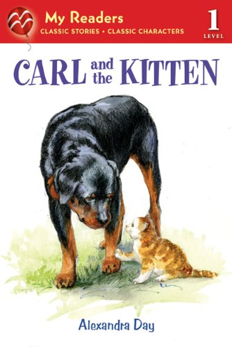 Carl and the Kitten (My Readers Level 1: Emergent Reader)