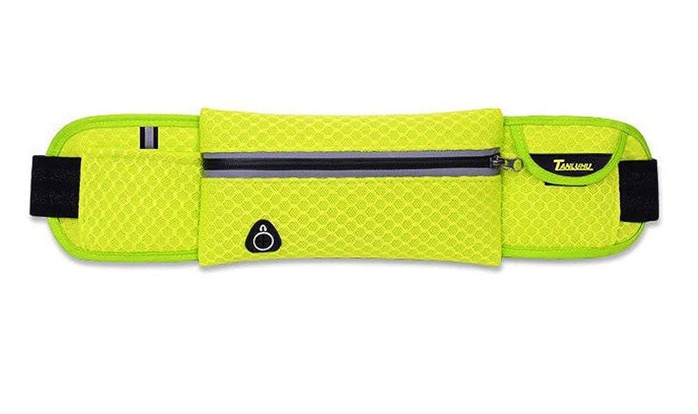 Waist pack sports pockets breathable bag 6 color optional