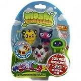 Moshi Monsters Moshlings Toys Mini Figure 5Pack