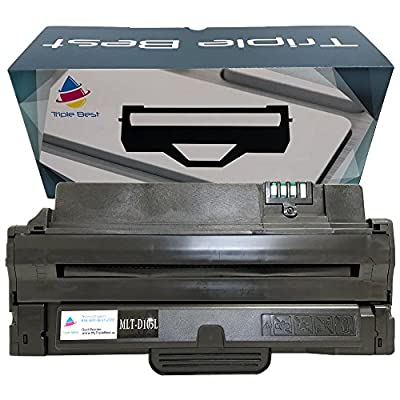 Triple Best Compatible MLT-D105L D105L High Yield Black Laser Toner Cartridge for Samsung ML-2525 ML-2545 SCX-4623F SCX-4623FW (2,500 Page Yield)