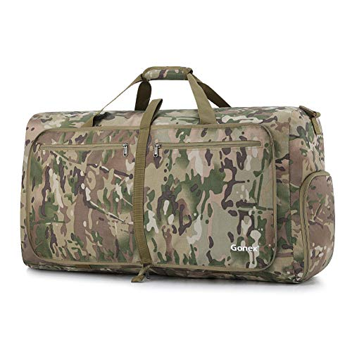 camp duffle bag packable lightweight travel duffel