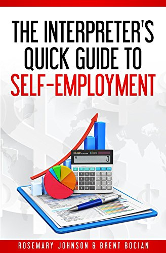 Amazon the interpreters quick guide to self employment the the interpreters quick guide to self employment the modern interpreter by johnson fandeluxe Image collections