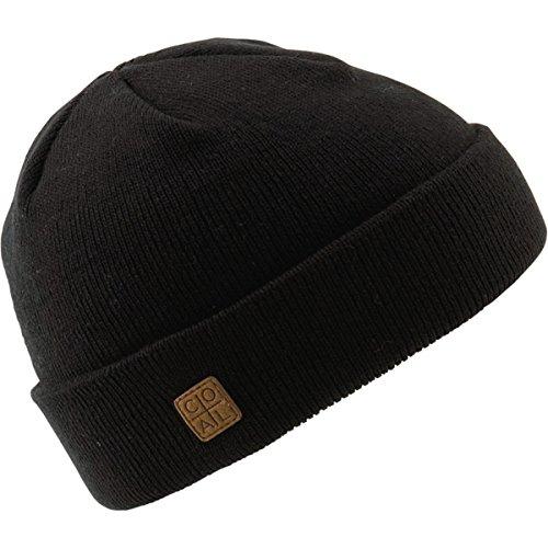 Coal Men's The Harbor Beanie, Black, One Size -