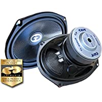 CL-69SUBCF.2 - CDT Audio 6x9 Subwoofer PAIR - 2 Ohm Version