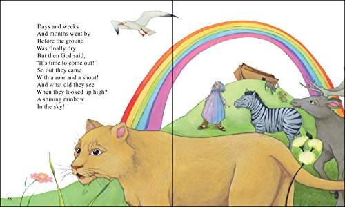 The Rhyme Bible Storybook by HarperCollins Christian Pub. (Image #2)