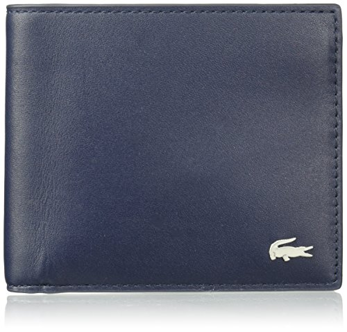 Used, Lacoste Men's Fg Large Billfold & Coin Wallet for sale  Delivered anywhere in Canada