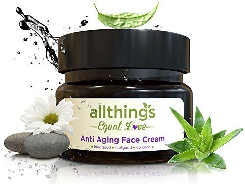 Flash Sale Half Price Certified Organic Usda Anti Aging Moisturizer Cream Suitable For All Skin Types