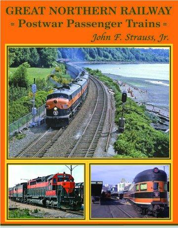 Great Northern Railway Postwar Passenger Trains
