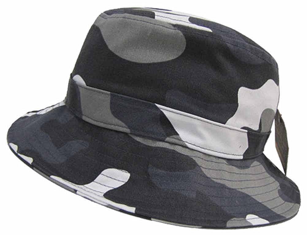 bda81710b Access Men's Camouflage Bucket Hat One Size Bk-Teal at Amazon Men's ...