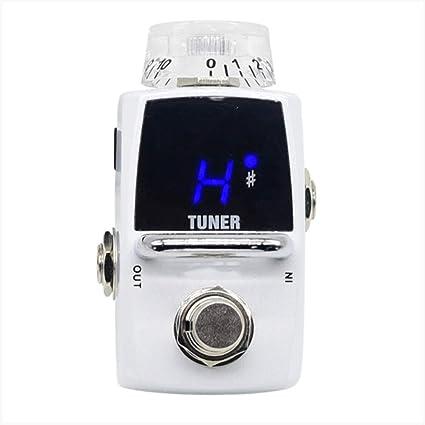 Tuner Smart Tiny Tuner - Afinador de pedal de guitarra con ...