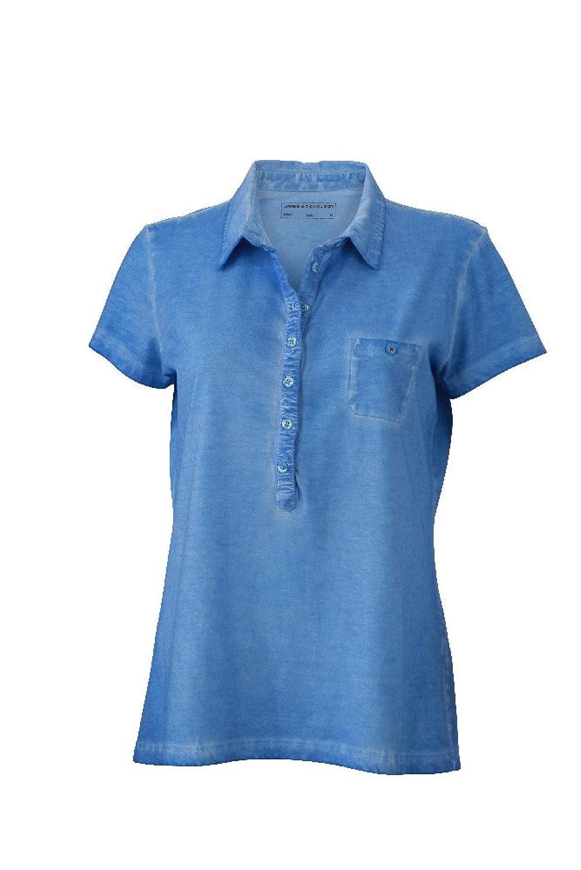 """bd16a8d773 Beste Damen Jersey Polo """"Gipsy"""" JN 987 horizon blue XL - zitko.si"""