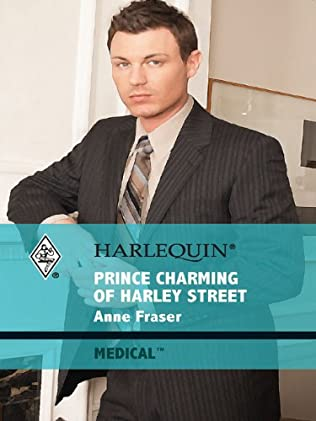 book cover of Prince Charming of Harley Street