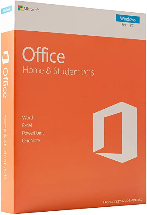 Top 10 Office 2016 Home And Student'