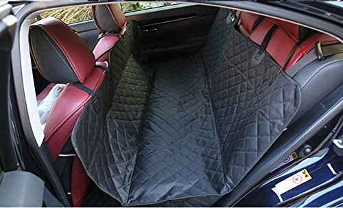 - Zero Car Hammock Pet Seat Cover Dog Nonslip Back Seat Cover with Anchors and Adjustable Pet Dog Car Seat Belt ZD-008