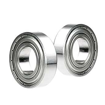 1x 6804-ZZ Ball Bearing 20mm x 32mm x 7mm Double Shielded Seal NEW 2Z QJZ Metal