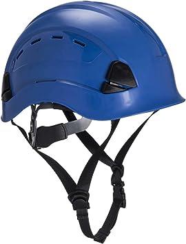 Casco de seguridad con ventilación para montañismo y escalada ...