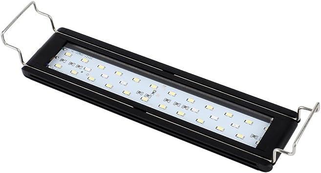 29 Gallon Aquarium Light 18-24 Inch Full Spectrum Fish Tank LED Light Adjustable