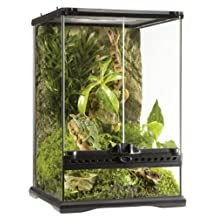 Exo Terra Glass Terrarium, 12 by 12 by 18-Inch