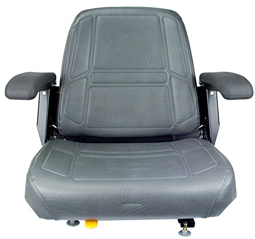 Rotary 14845 Comfort Ride Mower Seat with Armrests