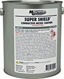 MG Chemicals Super Shield Nickel Conductive Coating, 1 Gal Can
