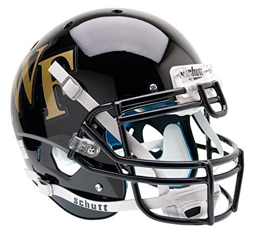 NCAA Wake Forest Demon Deacons Authentic XP Football Helmet ()