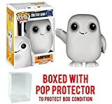 Funko Pop! TV: Doctor Who - Adipose Vinyl Figure (Bundled with Pop BOX PROTECTOR CASE)