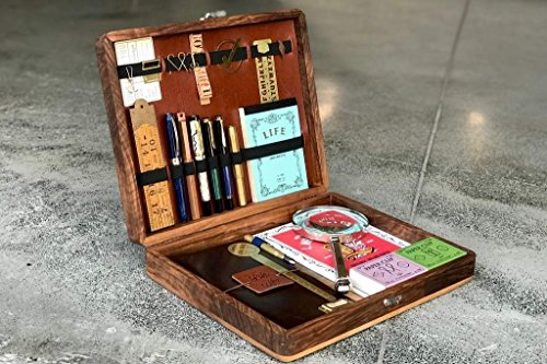 The Writing Box by Galen Leather