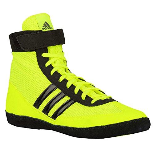 Adidas Wrestling Herren Combat Speed �? Wrestling Schuh Solar Gelb Schwarz
