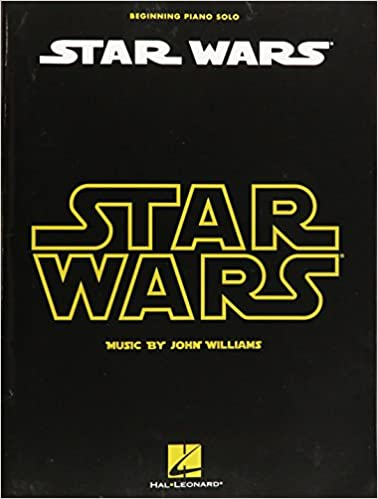 Star Wars For Beginning Piano Solo John Williams