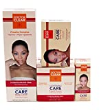 Doctor Clear Lightening Care-Body Lotion,Facial Cream, Serum,Soap, Facial Cream Tube- 5 Pack