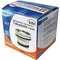 3.5x HD Telephoto Lens for Canon HF10,Canon HF100,Canon HF11,Canon HF20,Canon HF200,Canon HF21,Canon HFM30,Canon HFM300