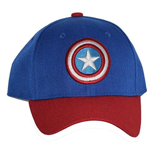 Marvel  Captain America Baseball Cap ()