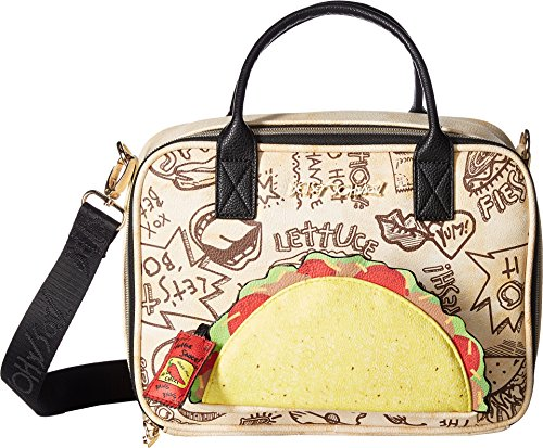 Betsey Johnson Let's Taco 'Bout It Lunch Tote, ()