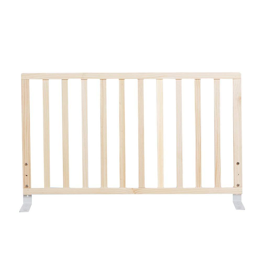 ベッドレール 純木のベッドの柵、ドアが付いている高い55cmの携帯用赤ん坊の落下防止ベッドの柵の枕元のバッフル、サイズ任意 (サイズ さいず : 104cm) 104cm  B07PLHBNCL